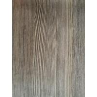 Buy cheap Natural Look Wood Grain Finish Foil Paper 1270mm PU Painting Scratch Resistance For Drawers product