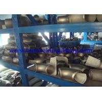 Buy cheap ASTM A234 WPB / WPC But weld fittings 1/2'' To 48'' SCH10 To SCHXXS ASME / ANSI B16.9 product