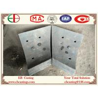 Buy cheap ZG30Cr5Mo Martensitic Steel Plates High Wear Performance Cost Effective ≥HRC45 EB14021 product