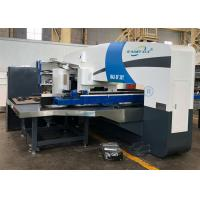 Buy cheap Cabinet Industry CNC Turret Punching Machine 20 Ton 1250×5000 Working Table product