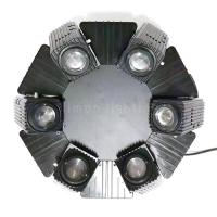Buy cheap Individually Control 6x10W RGBW 4in1 Mini DMX LED Beam Moving Head Lights product