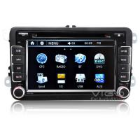 Buy cheap Autoradio for VW Golf Passat Jetta EOS Caddy Touran Tiguan GPS Sat Nav Navigation DVD Player VVW7531 product