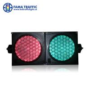 HighBrightness 100mm Traffic Light , Dust Resistantance LED Traffic Signal Lights