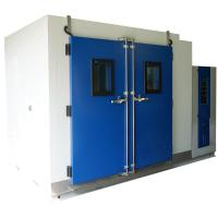 Buy cheap Programmable Controller Walk In Chamber Steel 3375l Environment Test Chambers from wholesalers