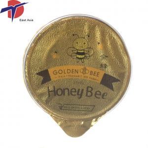 Buy cheap Aluminium foil lids for honey bottle, sealing lids for food container, yogurt cup,bowl lids product