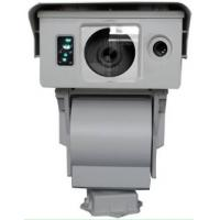 China Long Range PTZ Zoom IR Thermal Camera With IP66 10km Border Security on sale