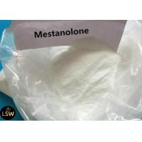 Buy cheap CAS 521-11-9 99% Purity White Crystalline Cutting Cycle Steroids Powder Mestanolone  For Bodybuilding product