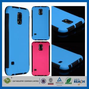 Buy cheap Cajas azules del teléfono celular de Samsung de la prueba impermeable del polvo para la galaxia S5 I9600 de Samsung product