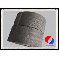 Buy cheap 12mm Thickness Rayon Based Graphite Felt Thermal Conductivity 0.026 w/m.k Mat from wholesalers