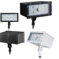 Buy cheap Industrial Commercial Outdoor LED Flood Light Fixture 45W 100Lm/w Kunckle Installation product
