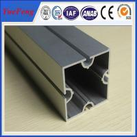 Buy cheap stock aluminum extrusions from yuefeng aluminum technology, aluminum extrusion process from wholesalers