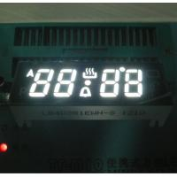 Buy cheap DIP /SMD Pin Custom LED Display , Common Cathode 7 Segment Display Pure White product