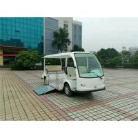 Buy cheap 72V Dc Motor 5 Passenger Electric Tourist Car For Campus / Community from wholesalers