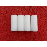 Buy cheap White Color UHMW PE Rod By Mold Pressing Way Not  Extrusion Molding product