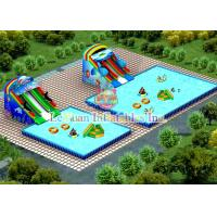 Buy cheap Piscine forte de place de PVC pour le parc aquatique/publicité/clubs product
