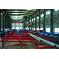 China Fixed type pipeline prefabrication production line on sale