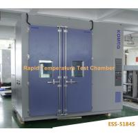Buy cheap Stable Lead Time ESS Test Chamber Thermal Cycling Chamber for PV Module testing from wholesalers