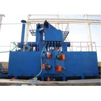 Buy cheap Metal Shot H Beam Production Line Blasting Cleaning For Steel Profile 800X1600mm product