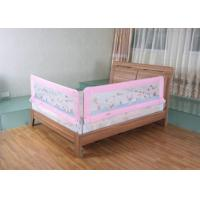 Buy cheap Removable bed rails for full bed / Two Sides Bed Rails With 100%Non - ToxicMaterial product
