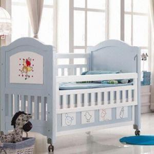 Buy cheap Huche de bébé, faite de forces de défense principale, disponible dans le bleu, mesurant 124,2 x 76 x 103cm product