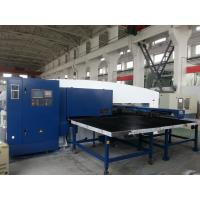 Buy cheap Electronic CNC Punching Machine , Metal Pipe Punching Machine product