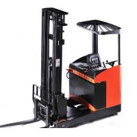 China Powerful Battery Road Construction Machinery Electric Reach Pallet Truck on sale