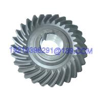 Buy cheap Forging Cast Steel Or Brass Spiral Bevel Gear Shaft / Planetary Gear product