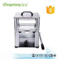 Buy cheap stainless steel manual hydraulic press juicer machine product