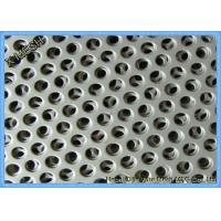 Buy cheap Stainless Steel Perforated Metal Sheet for Ceiling Decoration Filtration Sieve product