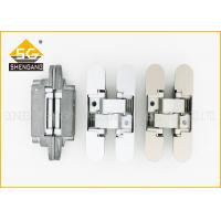 Buy cheap Removable 3D Concealed Hidden Hinges For Kitchen Cabinets Door product