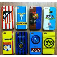 Buy cheap Durable Metal Football Club Team Hard Back iPhone 4S Protective Cases product