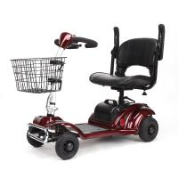 Buy cheap Elders 4 Wheel Electric Scooter / Electric Motorized Wheelchair For Disabled product