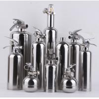 Buy cheap 6kg Stainless Steel Fire Extinguisher , Portable Dry Chemical Fire Extinguisher product