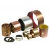 Buy cheap Maintenance Free Anti Fatigue Slit Oilless Bronze Bushing from wholesalers