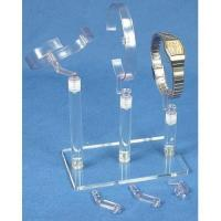 Buy cheap clear acrylic watch display product