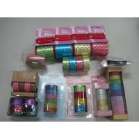 Buy cheap FOIL WASHI TAPE product