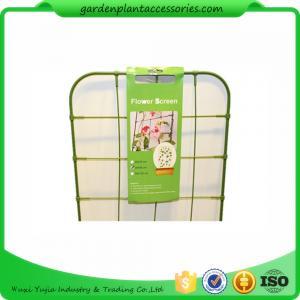 Buy cheap Petit treillis d'usine de jardin de vert en métal/appui s'élevant d'usine product