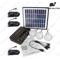 Portable solar power system builted in lithium battery - Panneau solaire 1000w ...