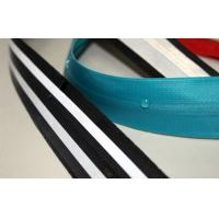 Buy cheap Plastic Reflective Invisible Zipper product