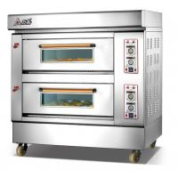 Buy cheap One Deck Two Tray Digital Smart Electric Baking Ovens / Industrial Baking Equipment product