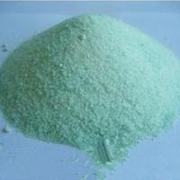 Buy cheap FeSO4.7H2O Feed Grade Iron Sulphate Heptahydrate For Water Treatment product