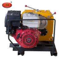 Buy cheap ZJM8Q 8 Tons Cable Winch With Honda Engine For Lifting Equipment product