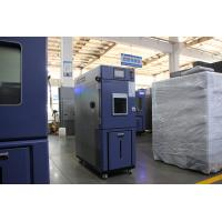 Buy cheap -20℃ ~ +150℃ Temperature And Humidity Test Chamber With LCD Touch Screen from wholesalers