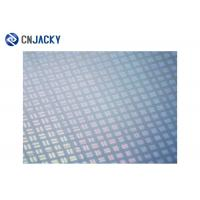 Buy cheap Colorful Holographic Sheet PVC Smart Card Making Material For Hologram Card product