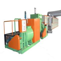 Buy cheap Waste Paper Egg Tray Making Machine / Pulp Molding Equipment Long Life Use product