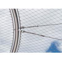 Buy cheap Yuntong Decorative Rope Mesh 1.2mm-3.2mm Wire Diameter With Smooth Surface product
