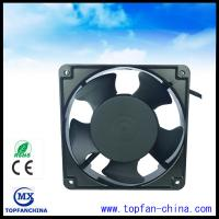 Buy cheap AC Explosion Proof Exhaust Fan 110V / 220V , Brushless 120mm Cooling Fan product