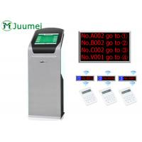 Buy cheap Interactive Wireless Calling System Electronic Queue System Ticket Dispenser product