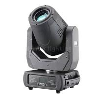 Buy cheap 6° Narrow Beam Angle Half Color Effect Super Beam 200W White LED Moving Head Prism Light product