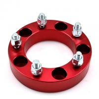 China Forged and Silver CNC Machining Wheel Spacer, Aluminum Wheel Adapter on sale